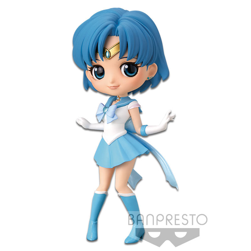 QPosket Super Sailor Moon The Movie Eternal Mercury ( Ver B. )