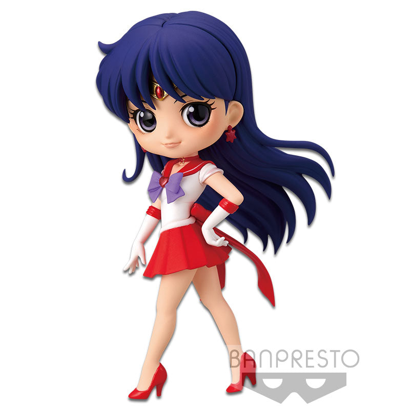 THE MOVIE~SAILOR MOON ETERNAL~ Q POSKET- SUPER SAILOR MARS - (VER.B)