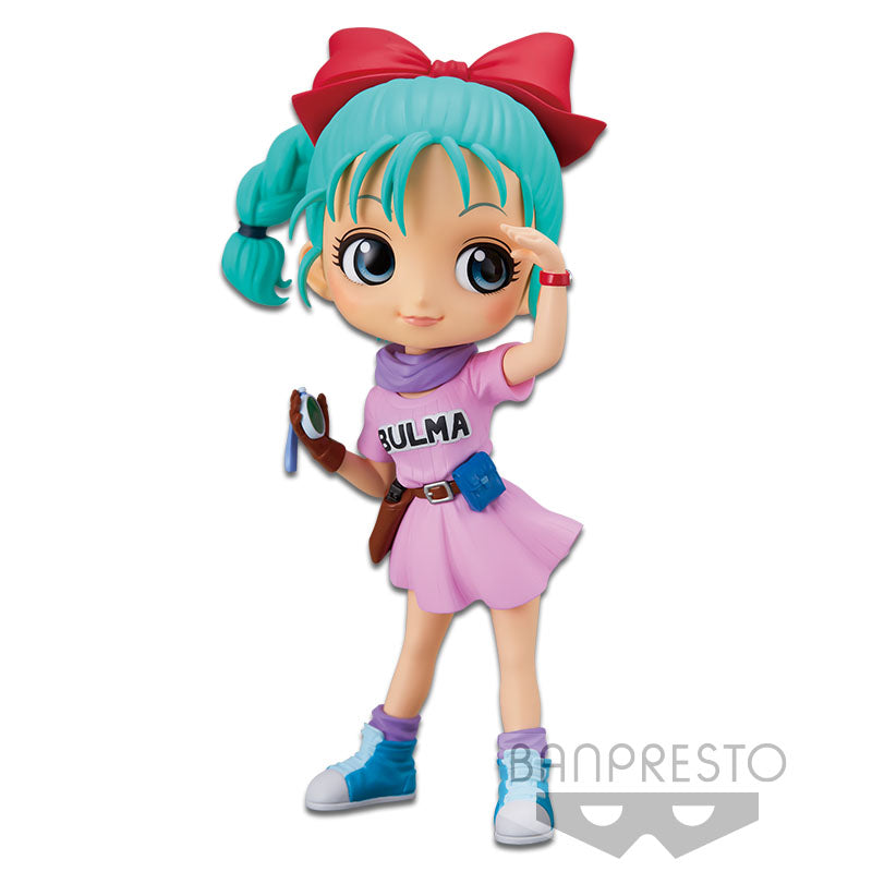 DRAGON BALL Q POSKET - BULMA -( VER.A )