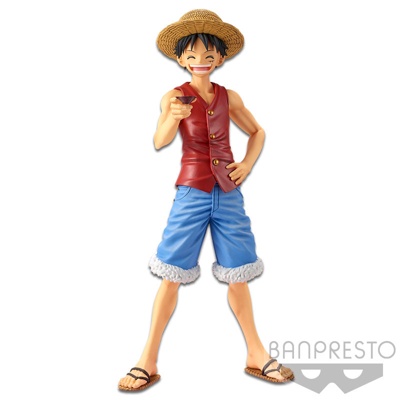 ONE PIECE MAGAZINE FIGURE SPECIAL EPISODE LUFF VOL. 1
