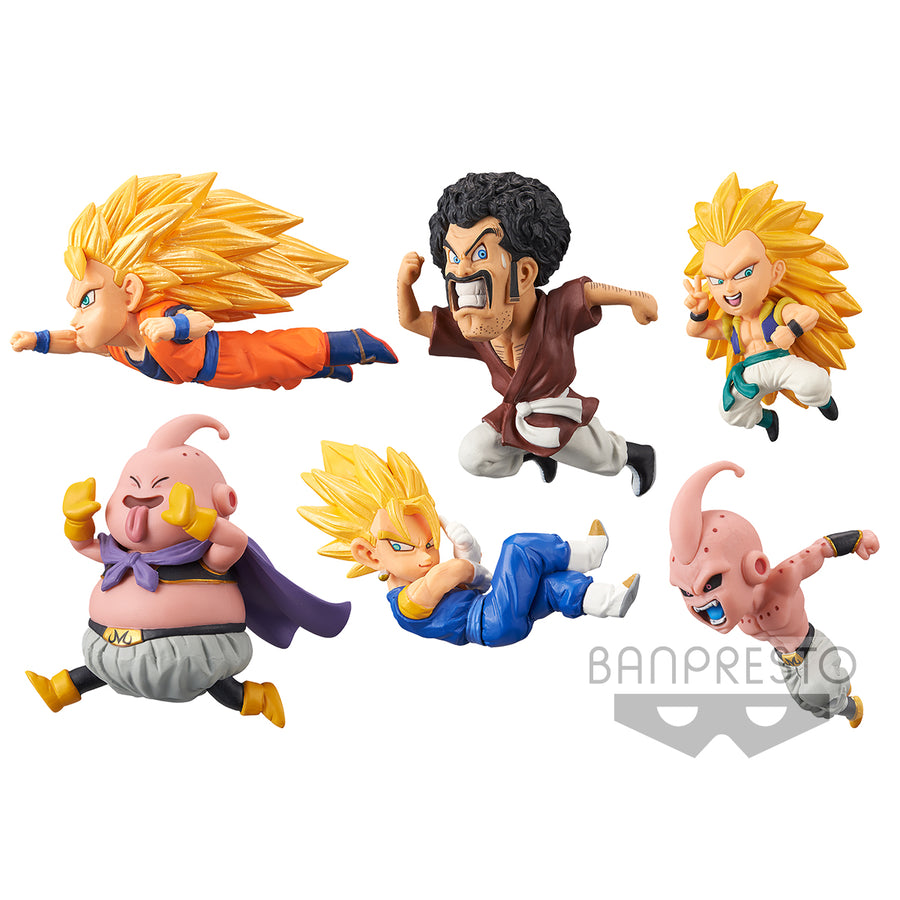 20 DRAGON BALL Z WORLD COLLECTABLE FIGURE -THE HISTORICAL CHARACTERS- VOL.3 (SET)