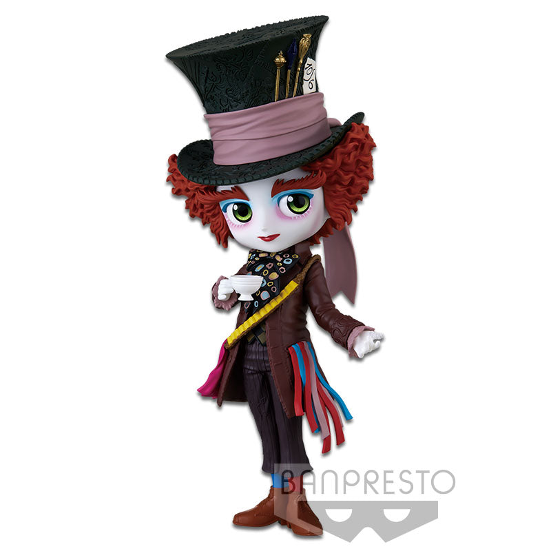 QPosket Disney Characters - Mad Hatter - Alice In Wonderland  (Ver.A )