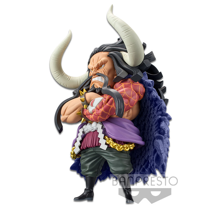 ONE PIECE MEGA WORLD COLLECTABLE FIGURE - KAIDO OF THE BEASTS -