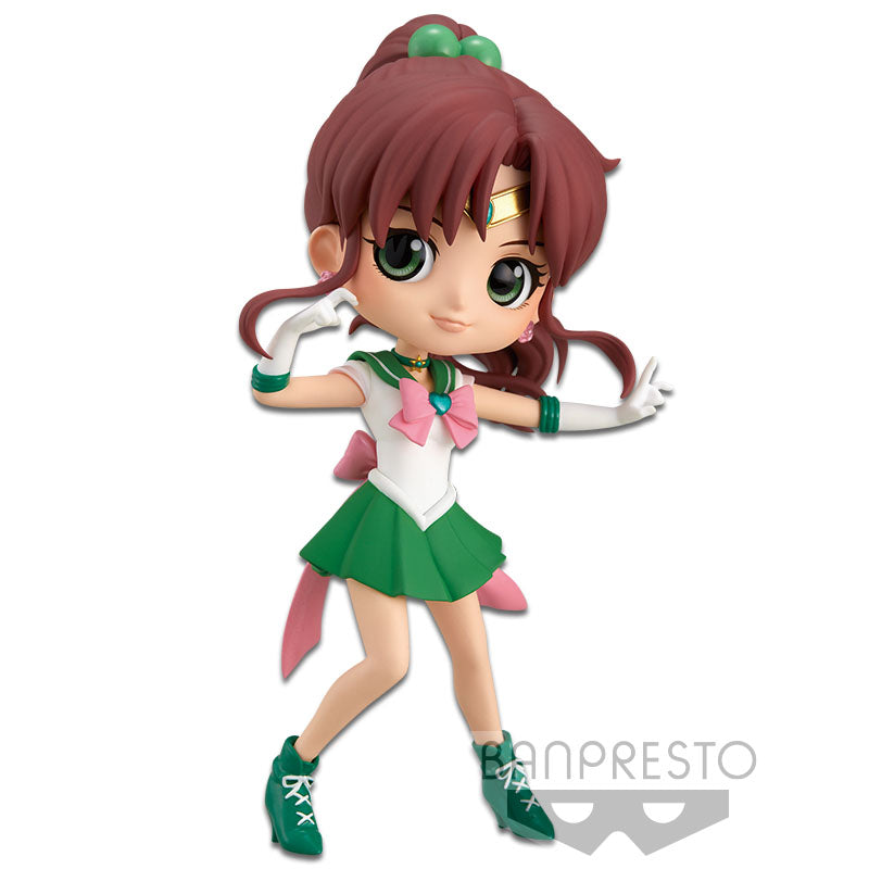 THE MOVIE「SAILOR MOON ETERNAL」 Q POSKET - SUPER SAILOR JUPITER - ( VER. A )