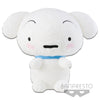 CRAYON SHINCHAN SUPER BIG PLUSH : SHIRO (hugging)