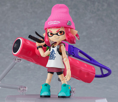 figma Splatoon Girl DX