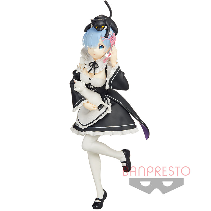 RE ZERO ESPRESTO CHOOSING A TEXTURE SUITABLE REM