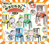 CP0514J - Nostalgic Mini Capsule Machine - Complete Set