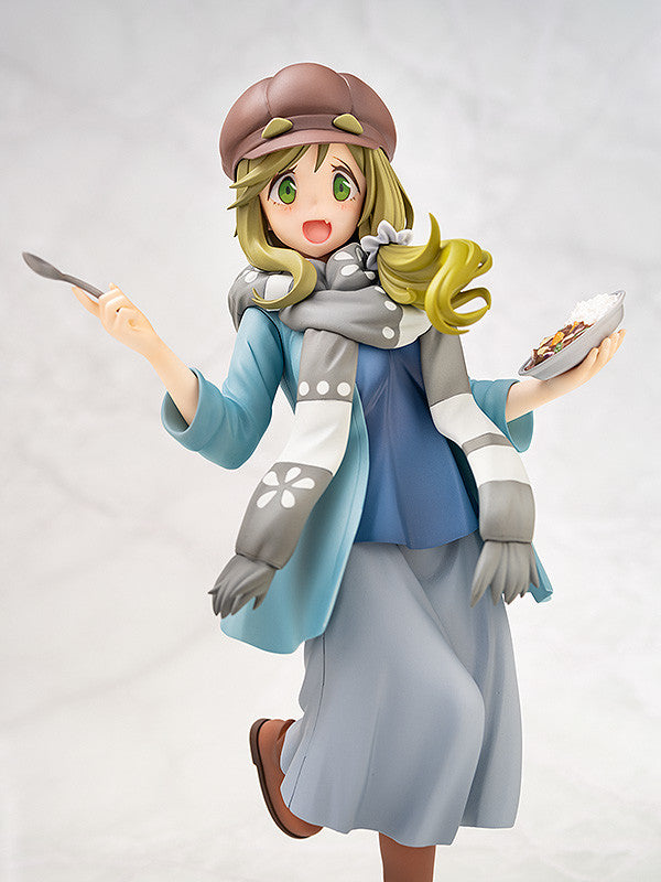 Laid-Back Camp Aoi Inuyama 1/7th Scale Figure