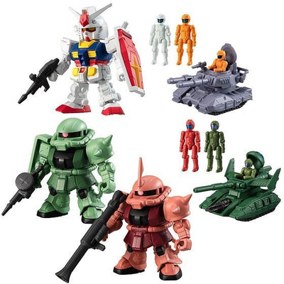 MOBILE SUIT GUNDAM MICRO WARS
