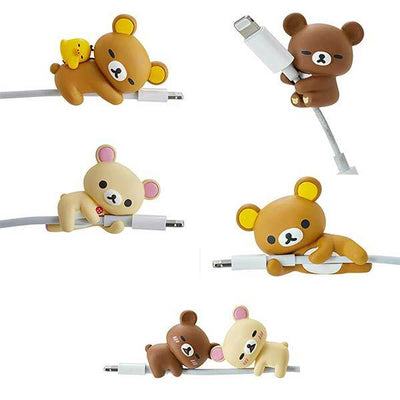Rilakkuma Suyasuya on the Cable