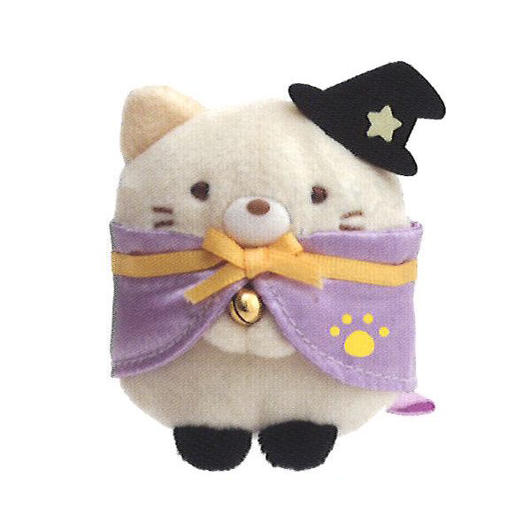 Sumikkogurashi Collection Nekoneko Halloween Ver. Tenori Plush (Assort)