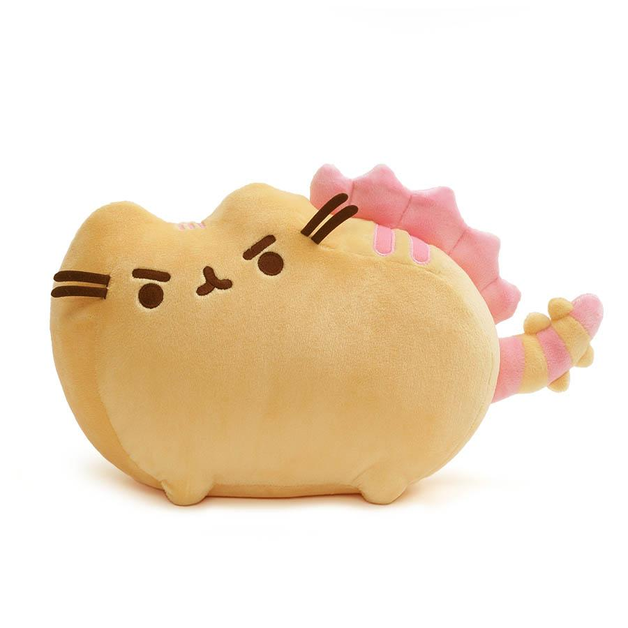 PUSHEEN - STRAWBERRY BANANA PUSHEENOSAUR 13""