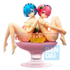 Re:Zero -Starting Life in Another World- Rem & Ram Figure - pudding à la mode