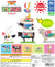 CP0985 Children's Encyclopedia Nakami Marumie Figure Edible Animals Ver.