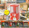 3D File Series Gachagacha Machine - Complete Set