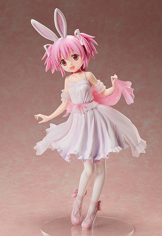 Puella Magi Madoka Magica The Movie -Rebellion- - Madoka Kaname : Rabbit Ears Ver - 1/4th Scale Figure
