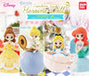 CP0719A1 - Disney Princess CapChara Heroin Doll Pastel Color Ver. Alice, Tinker Bell, Belle, Ariel