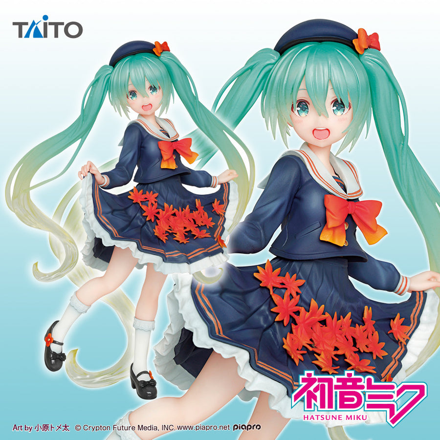 Hatsune Miku 3rd season autumn ver. figure