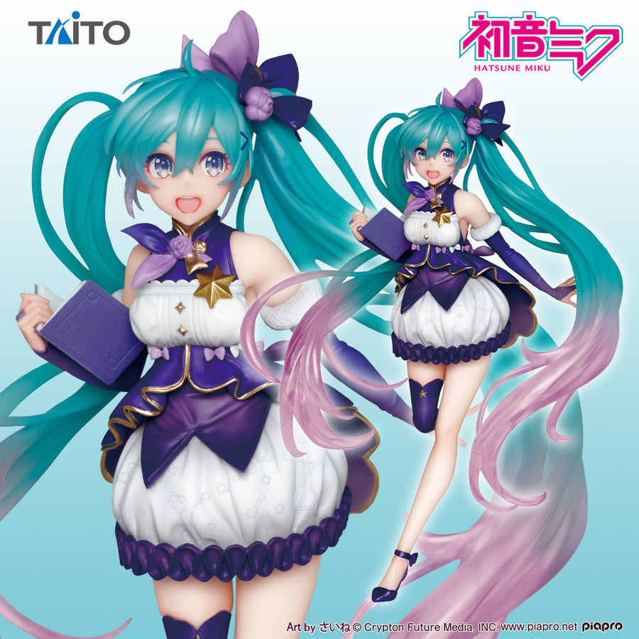 Hatsune Miku 3rd season winter ver. figure