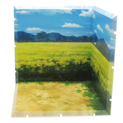 Dioramansion 150:  Edo / Rapeseed Flower Field / Back Alley
