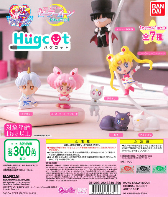 WB0115 MOVIE SAILOR MOON ETERNAL HUGCOT