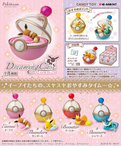 POKEMON : EEVEE & FRIENDS DREAMING CASE VOL.1
