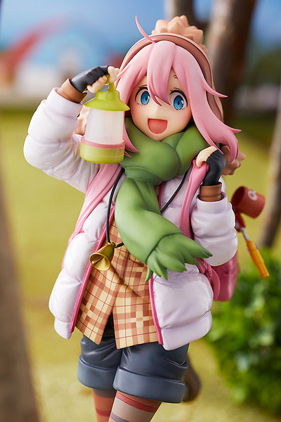 Yuru Camp - Nadeshiko Kagamihara - 1/7th Scale Figure