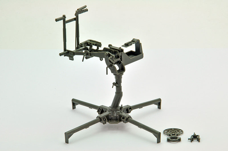 Little Armory - LD009 - M2 double machine gun (anti-aircraft gun rack)