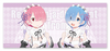 Re : ZERO - Starting Life in Another World - Microfiber Towel Rem & Ram Maid ver.