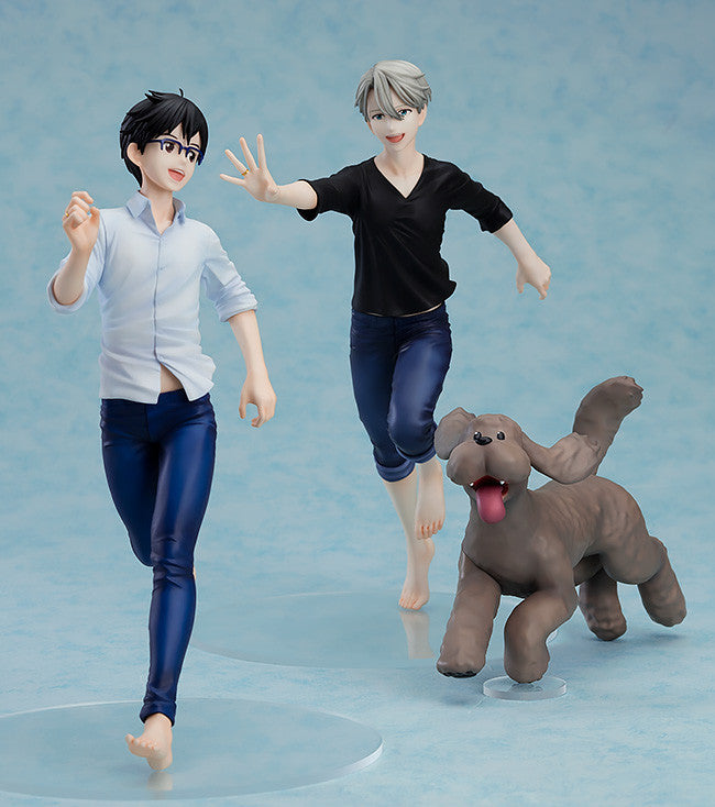 Yuri!!! on Ice - Yuri Katsuki & Victor Nikiforov Premium Box - 1/8th Scale Figure