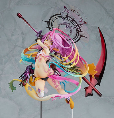 No Game No Life - Jibril: Great War Ver - 1/8th Scale Figure