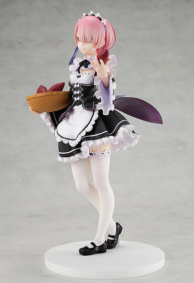 Re Zero - Ram : Tea Party Ver. - 1/7th Scale Figure