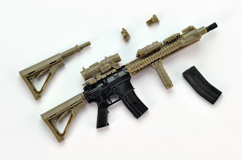 Little Armory - LA037 - M4A1 SOPMOD BLOCK 2 type