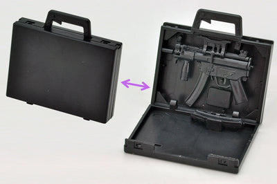 Little Armory - LA045 - MP5K Coffer Type