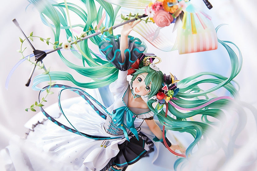 Hatsune Miku: Memorial Dress Ver. - 1/7th Scale Figure