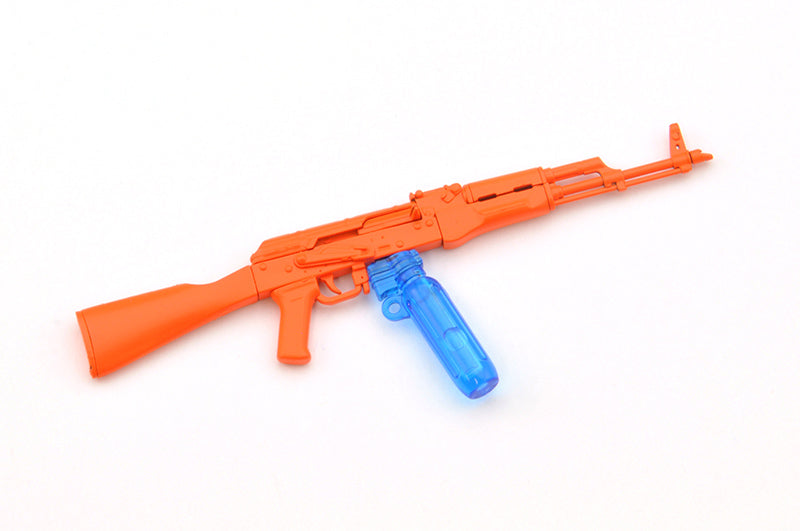 Little Armory - LA041 - Watergun B2  (Orange × Clear Blue)