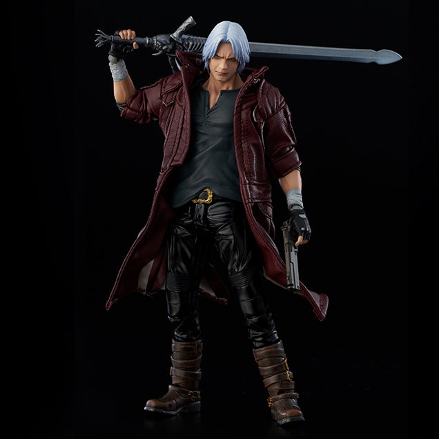 Devil May Cry 5 - Dante Deluxe Edition - 1/12th Scale Figure