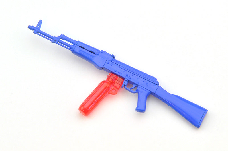 Little Armory - LA040 - Watergun B  (Blue x Clear Red)