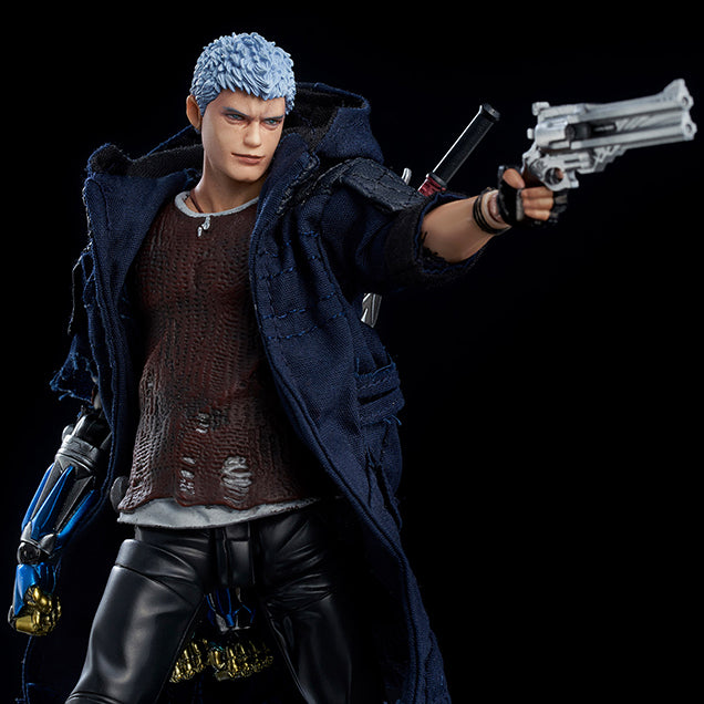 DEVIL MAY CRY 5 - Nero - 1/12 Scale Figure