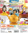 CP0756 - Disney Princess CapChara Heroin Doll Stories - Rapunzel , Jasmine , Belle