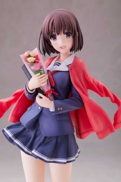 Saekano: How to Raise a Boring Girlfriend Fine - Megumi Kato Graduate - 1/7th Scale Figure