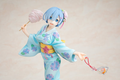 Re:ZERO -Starting Life in Another World  - Rem : Yukata Ver. (repaint) - 1/7th Scale Figure