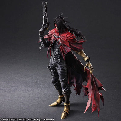 DIRGE OF CERBERUS FINAL FANTASY® VII PLAY ARTS -KAI- VINCENT VALENTINE