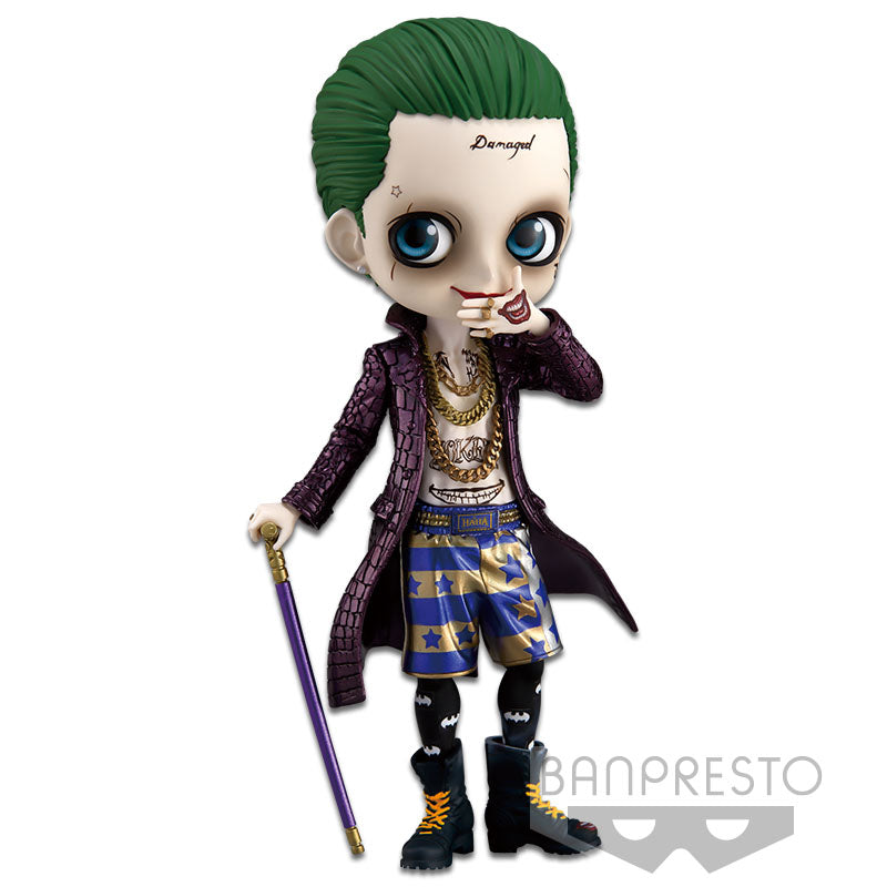 Suicide Squad - Q posket - JOKER - A : Normal color ver
