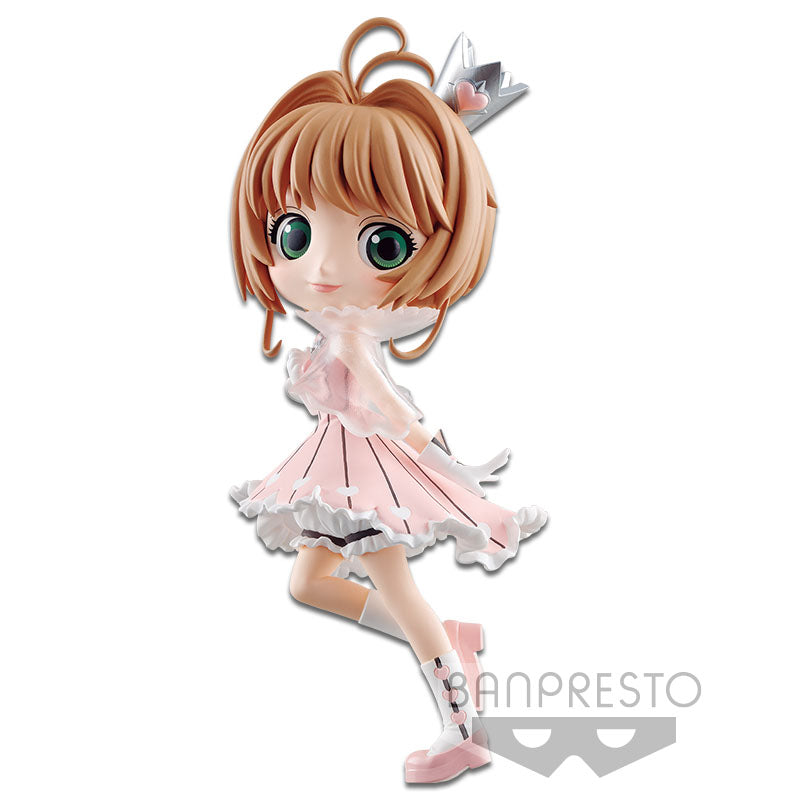 Cardcapter Sakura Clear Card Q Posket -SAKURA KINOMOTO- B : Dreamy Color ver