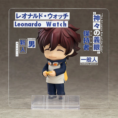 Nendoroid Leonardo Watch