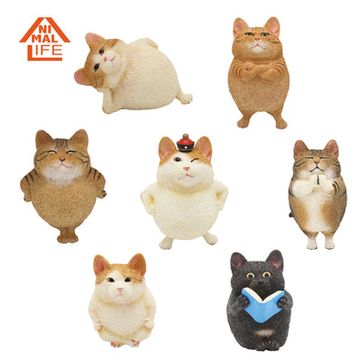 YENDAR ANIMAL LIFE Collaboration Series TOSHIO ASAKUMA × FUMEANCATS