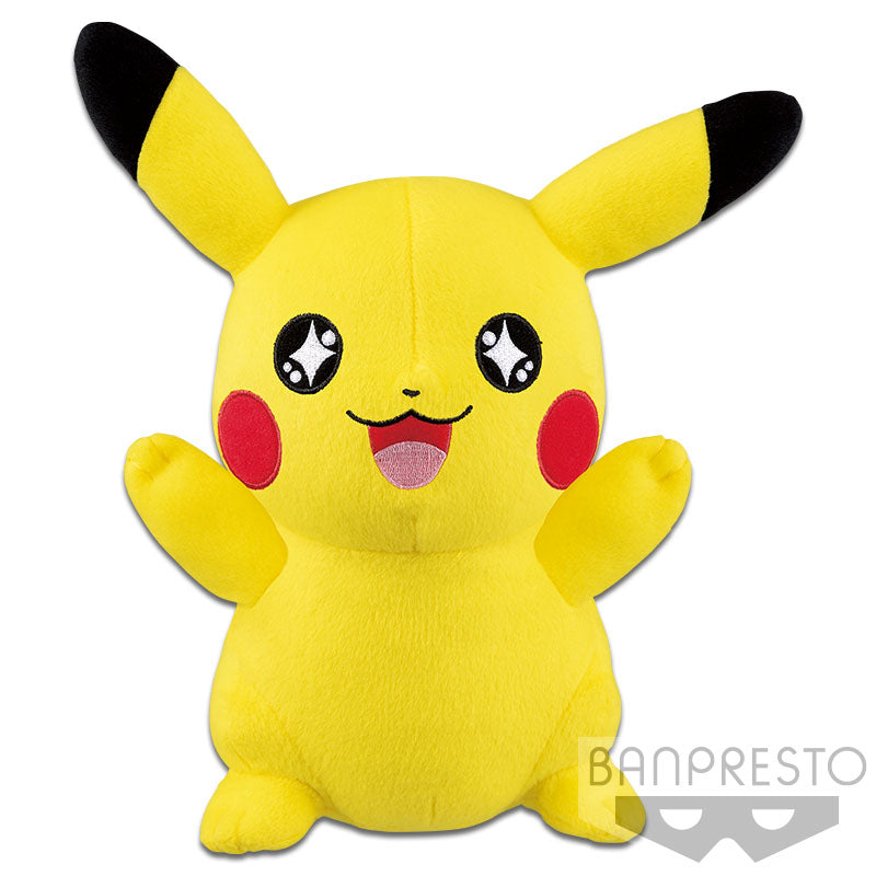 PIKACHU MANIA! BIG PLUSH