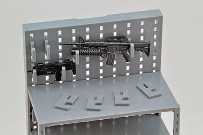 Little Armory - LD018 - Gun Rack D